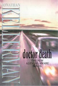 Doctor Death (Alex Delaware), Kellerman, Jonathan, Used; Good Book