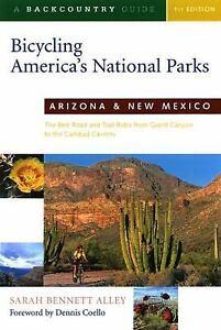 books bicycling americas national parks utah colorado