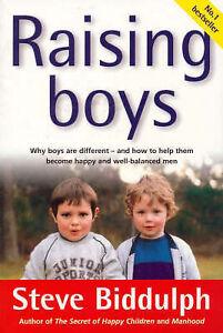 AUS SELLER Raising Boys by Steve Biddulph FREE POSTAGE