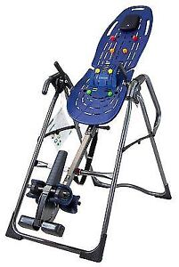 Teeter EP-960 Inversion Table with Back Pain Relief kit