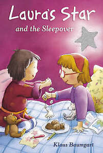 Laura's Star and the Sleepover by Klaus Baumgart (Paperback)
