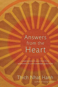 Answers From The Heart by Thich Nhat Hanh Paperback 2009 - Norwich, United Kingdom - Answers From The Heart by Thich Nhat Hanh Paperback 2009 - Norwich, United Kingdom
