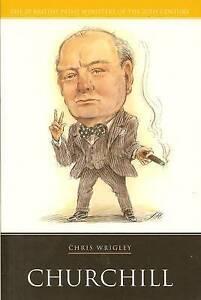 Churchill by Chris Wrigley (Paperback, 2006)