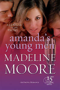 Amanda's Young Men by Madeline Moore (Paperback, 2008)