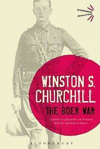 New THE BOER WAR Winston S. Churchill LONDON TO LADYSMITH VIA PRETORIA pb