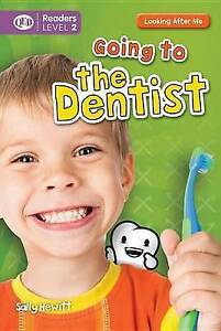 Going to the Dentist by Sally Hewitt (Hardback, 2015)