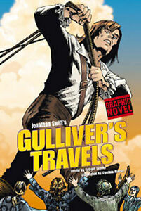 Gulliver's Travels (Graphic Revolve), Swift, Jonathan, New Book
