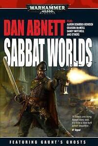 The-Sabbat-Worlds-Gaunt-039-s-Ghosts-Good-Condition-Book-ISBN-9781849700825