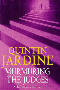Murmuring the Judges (A Bob Skinner Mystery)-ExLibrary