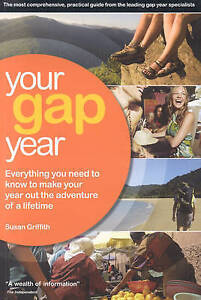 Your Gap Year, Susan Griffith, New Book