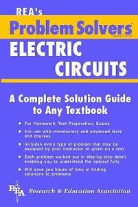 Problem-Solvers-Solution-Guides-Electric-Circuits-Problem-Solver-by-Research