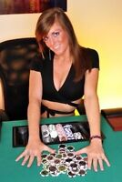 Wanted: Female Poker Dealer for Bachelor Party