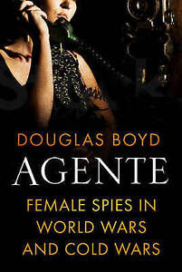 Boyd  Douglas-Agente  BOOKH NEW