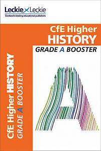 CFE Higher History Grade Booster, John Kerr