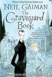 The Graveyard Book, Gaiman, Neil, New Book