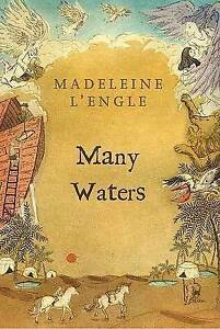 Many-Waters-by-Madeleine-L-039-Engle-Paperback-2007