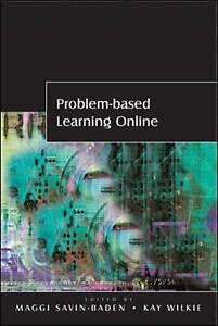 Problem-based Learning Online, Savin-Baden, Maggie/ Wilke, Kay