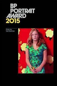 BP Portrait Award 2015, Very Good Condition Book, Neil Gaiman, ISBN 978185514565