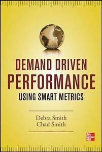 Demand Driven Performance, Smith, Debra