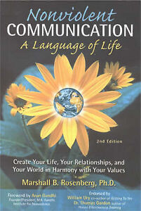 Nonviolent Communication a Language of Life Good Condition Book Marshall B R - Rossendale, United Kingdom - Nonviolent Communication a Language of Life Good Condition Book Marshall B R - Rossendale, United Kingdom