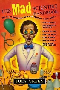 The Mad Scientist Handbook-ExLibrary