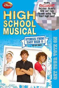 Disney  High School Musical  Get Your Vote on by Parragon (Paperback, 2008)