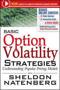 Option volatility & pricing advanced trading strategies