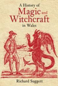 A History of Magic and Witchcraft in Wales (History of Wales), 0752428268, New B