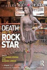 Death and the Rock Star, Catherine Strong