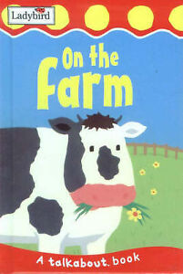 On-the-Farm-Toddler-Talkabout-Horsley-Lorraine-Very-Good-Book