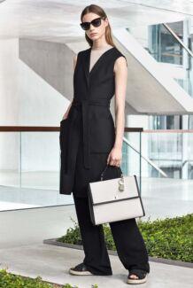 Hugo Boss women's sleeveless long jackets Top