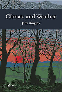 Collins New Naturalist Library: British Climate and Weather-ExLibrary