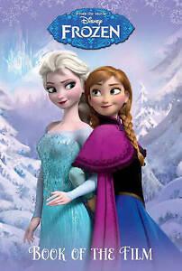 Disney-Frozen-Book-of-the-Film-Disney-Acceptable-Paperback