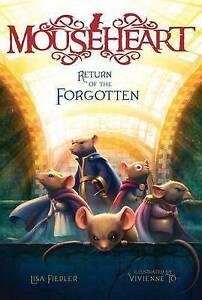 Return of the Forgotten By Fiedler, Lisa 9781481420921 -Hcover