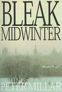 Millar, Peter Bleak Midwinter Very Good Book