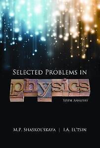 Selected Problems in Physics (Dover Books on Physics),Shaskol'skaya, M.P.,New Bo