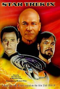 Star Trek IX: Insurrection, Berman, Rick, Dillard, J. M. | Hardcover Book | Good