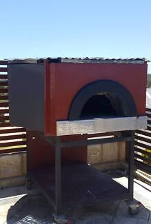 Super Huge Porfessional Woodfired Pizza Oven!