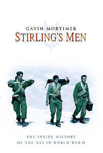 STIRLING'S MEN: The Inside History of the SAS in World War II