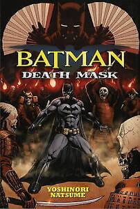 Batman: Death Mask, Natsume, Yoshinori, Very Good Book