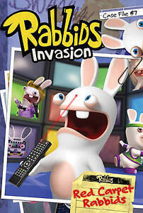 Red Carpet Rabbids By Lewman, David -Paperback