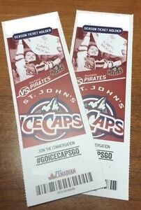 Premium Ice Caps Tickets - Selling Less Than Box Office Cost