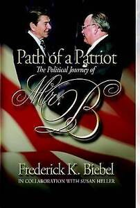 NEW Path of a Patriot by Frederick Biebel