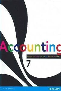 NEW - FAST to AUS - Accounting by Horngren, Harrison (7 Ed) - 9781442551923