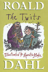 Good, The Twits, Dahl, Roald, Book