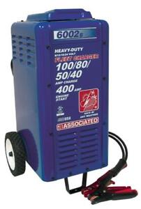Associated Battery Charger Model 6002B $399.99