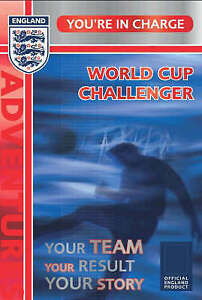 FA You're in Charge Challenger: World Cup (FA Your Football Fantasy) Very Good B