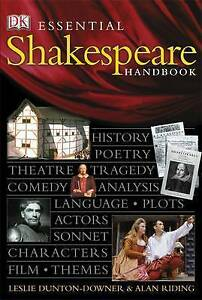 Essential Shakespeare Handbook by Riding Alan  Author  ON Apr012004 Paperb - Hereford, United Kingdom - Essential Shakespeare Handbook by Riding Alan  Author  ON Apr012004 Paperb - Hereford, United Kingdom