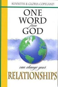 One Word from God Can Change Your Relationships,ACCEPTABLE Book