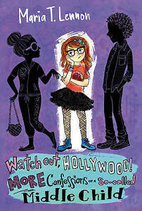 Watch Out, Hollywood!: More Confessions..MARIA LENNON...LIKE NEW